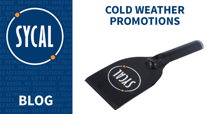 Promotional Ice scrapers