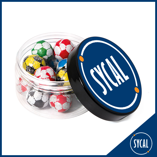 promotional chocolate footballs