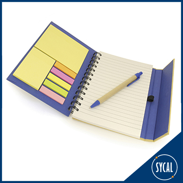 Multi-functional Promotional Notebooks