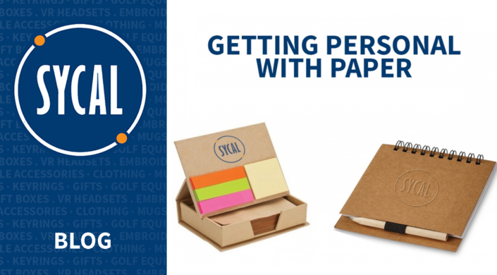 promotional stationery