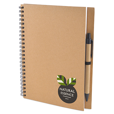 branded A5 Intimo Notebook