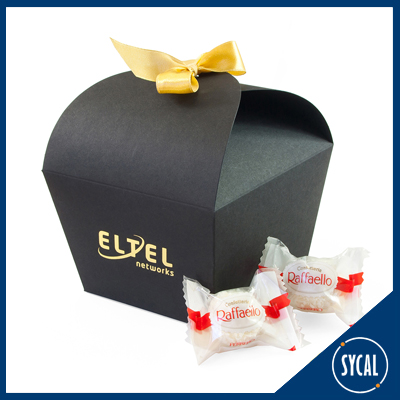 luxury promotional confectionery