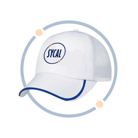 Promotional baseball caps and hats