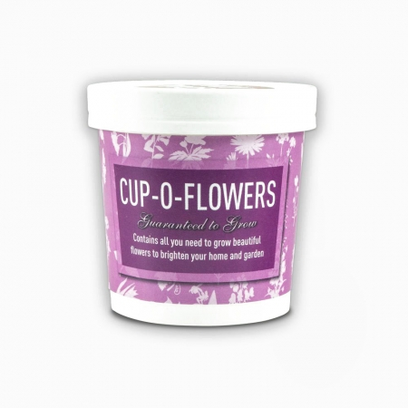 Cup-o-Flowers