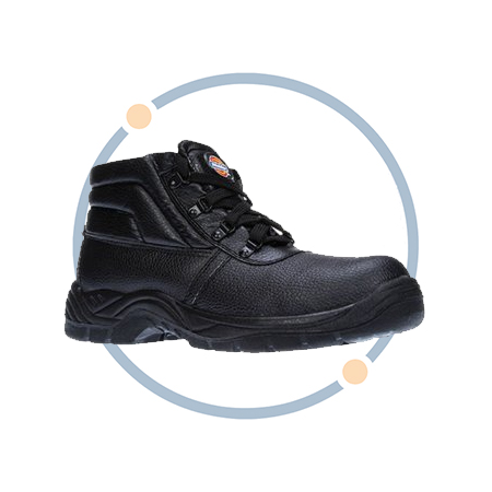 Steel Capped Safety Boots