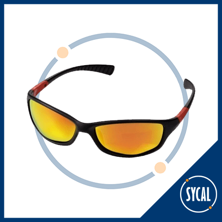 Promotional sports sunglasses