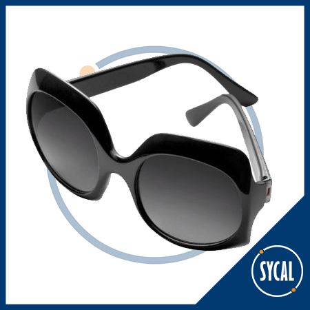 Fashionable promotional sunglasses