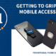 PROMOTIONAL PHONE GRIPS