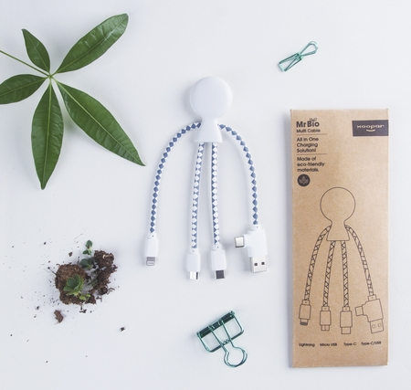 Mr Bio Biodegradable Charging Cable