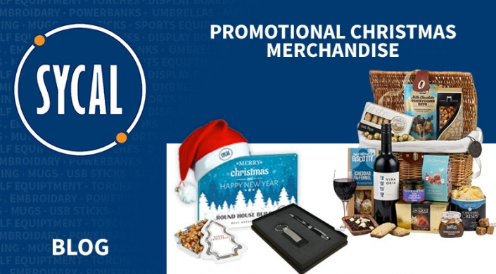 Christmas promotional merchandise