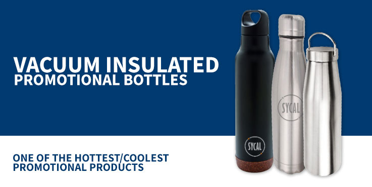 Custom insulated bottles