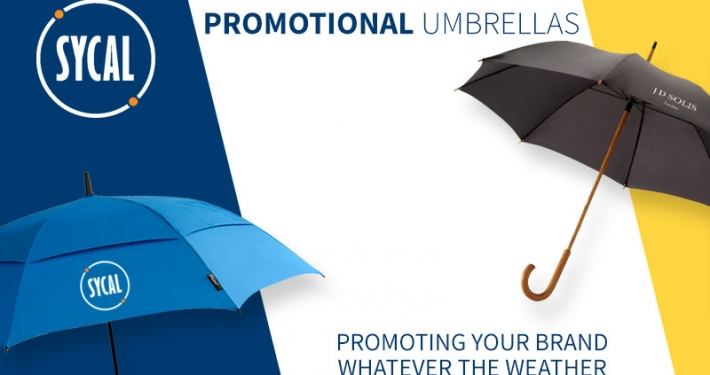 custom branded umbrellas 2020
