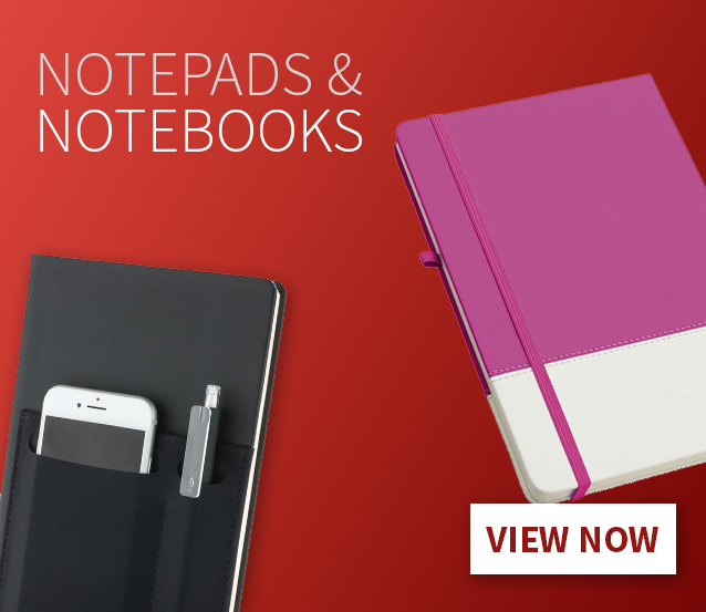 CUSTOM NOTEBOOKS AND NOTEPADS
