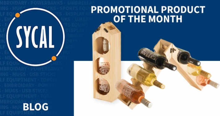 PROMOTIONAL wine rack
