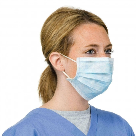 Promotional surgical masks in stock