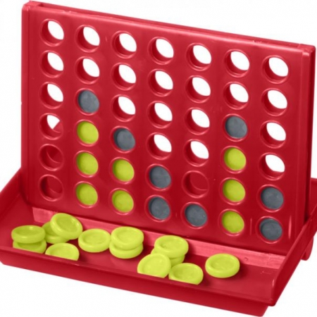 promotional connect 4 game