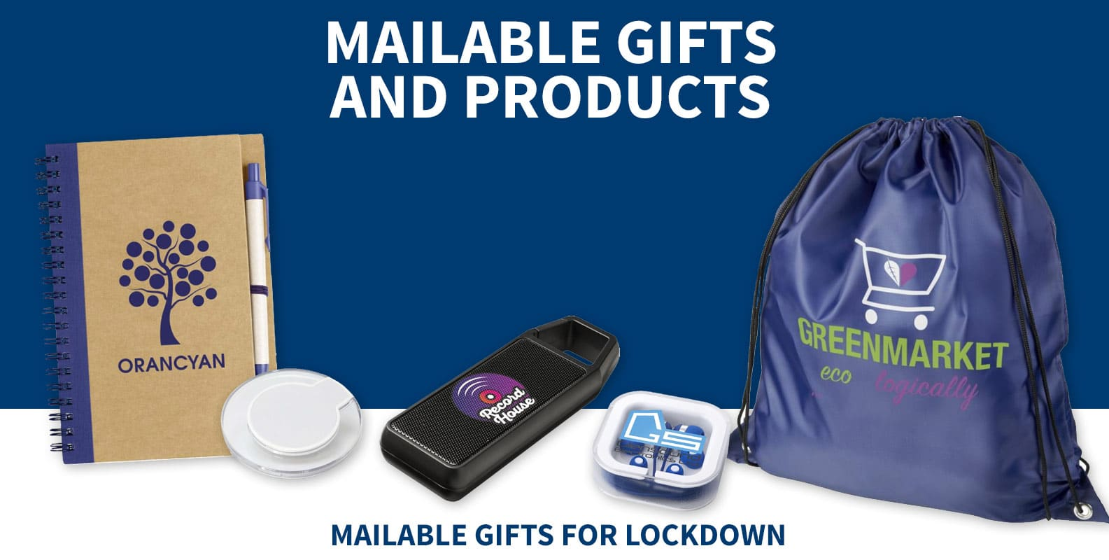 MAILABLE PROMOTIONAL GIFTS WORKING FROM HOME