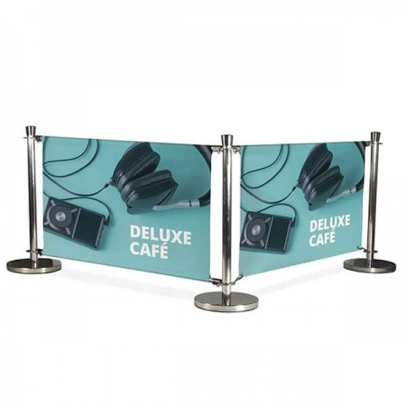 Custom cafe dividers