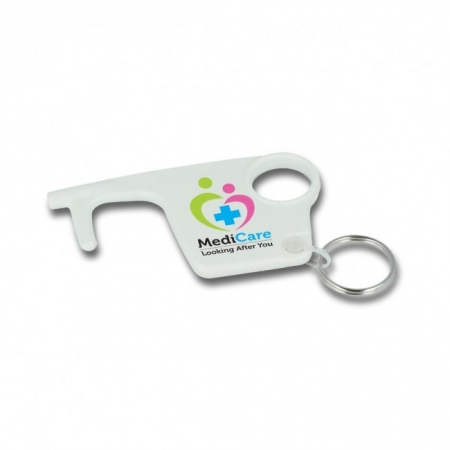 non touch keyring