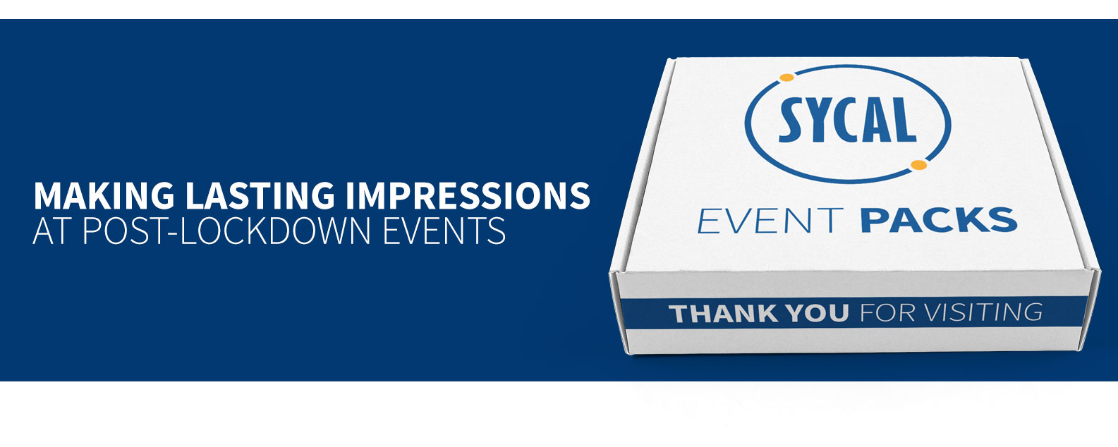 promotional merchandise gift boxes for events covid