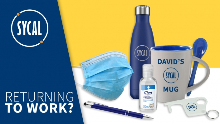 RETURNING TO WORK PROMOTIONAL GIFT PACKS