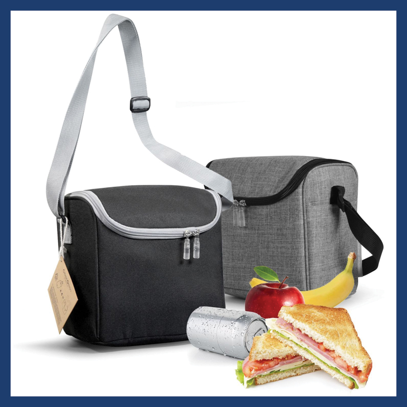 RECYCLED pet ECO FRIENDLY LUNCH BOX BAG