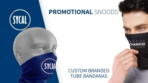 Promotional Snood Face Coverings
