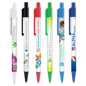 Antimicrobial Astaire Pen branded pen