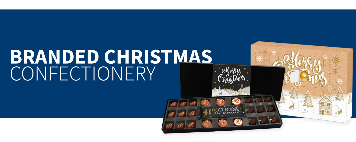 Promotional Christmas confectionery