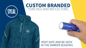 Branded Torches and Reflectors – Autumn Merchandise