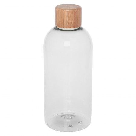 Clear rPET Water Bottle 500ml
