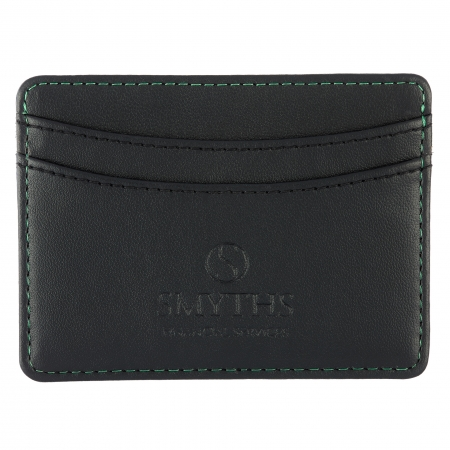 Earth Friendly Recycled Leather Slim Credit Card Holder