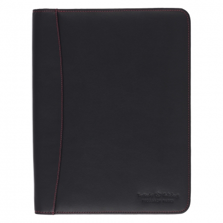 Earth Friendly Recycled Leather Zipped Conference Folder