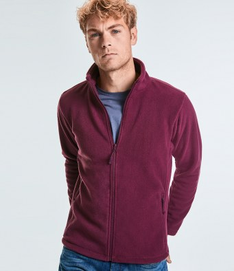 Promotional branded fleeces