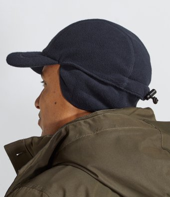 Thermal cap with ear flaps