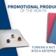promotional notepad banner