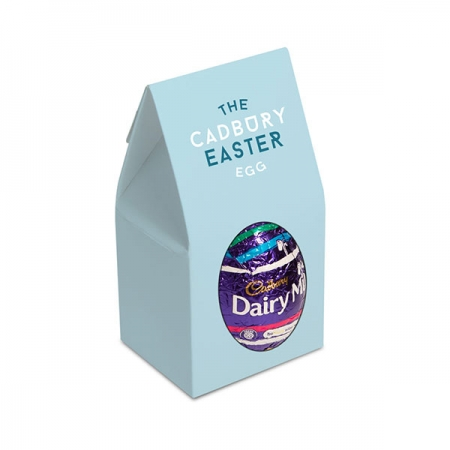 branded Cadbury Easter Egg Box