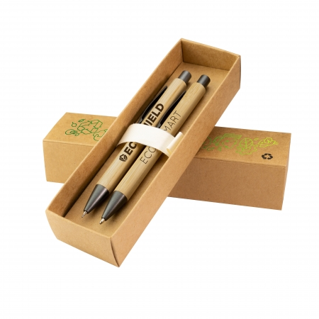 Bambowie Gift Set pen and pencil