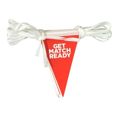 Triangle Printed Bunting
