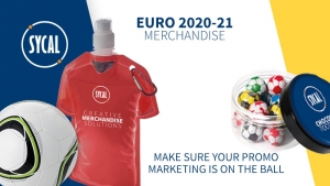 Promotional Merchandise for Euro 2020-21