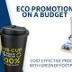 Eco Merchandise on A Budget banner