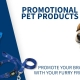 promotional pet products blog header
