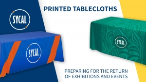 Promotional Printed Tablecloths