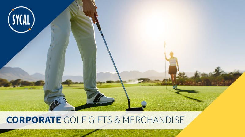 Corporate Golf Gifts and Branded Merchandise