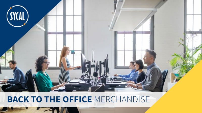 Going back to the office merchandise