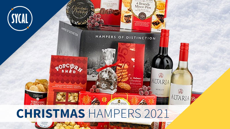 Corporate Christmas Gift Hampers