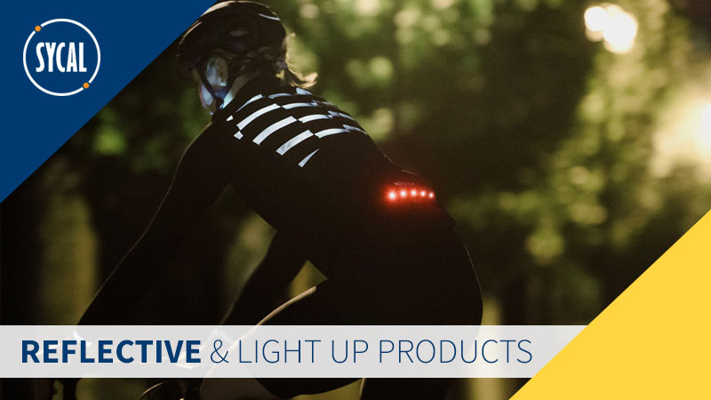 Light-up and Reflective Merchandise