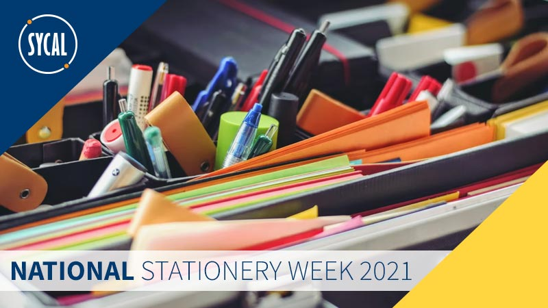7 Days of Stationery for National Stationery Week
